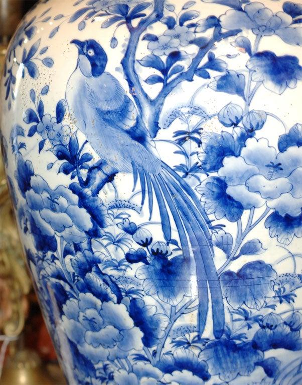 Monumental Size Aritaware Vase image 3