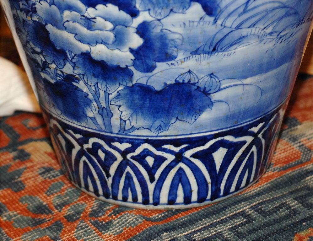 Monumental Size Aritaware Vase image 4