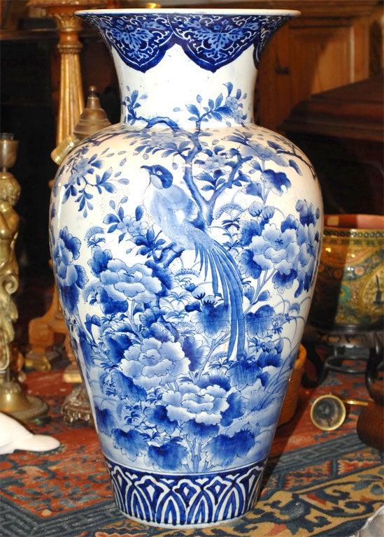 Monumental Size Aritaware Vase image 7
