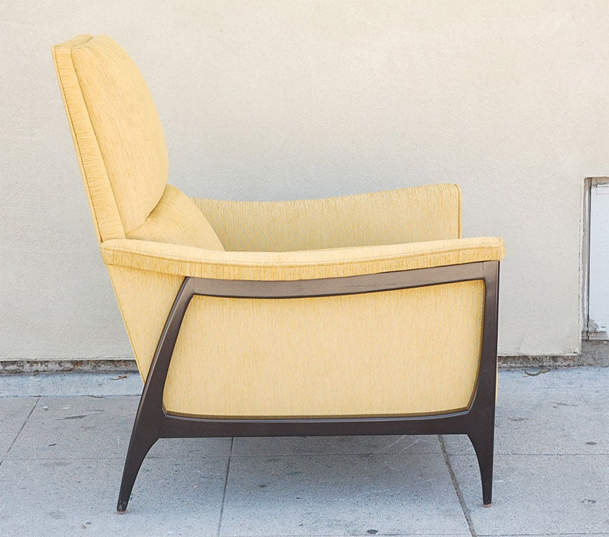 Super fortable Lounge Chair at 1stdibs