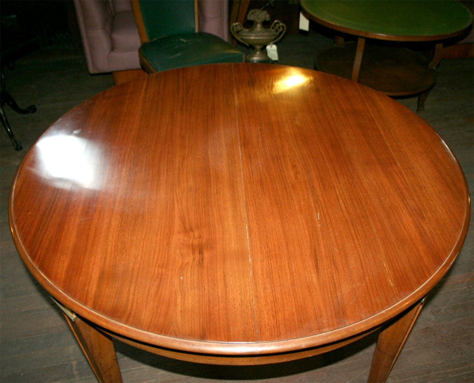 French Fruitwood Table For Sale 2