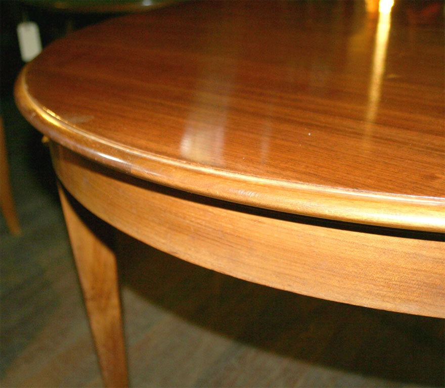 French Fruitwood Table For Sale 4