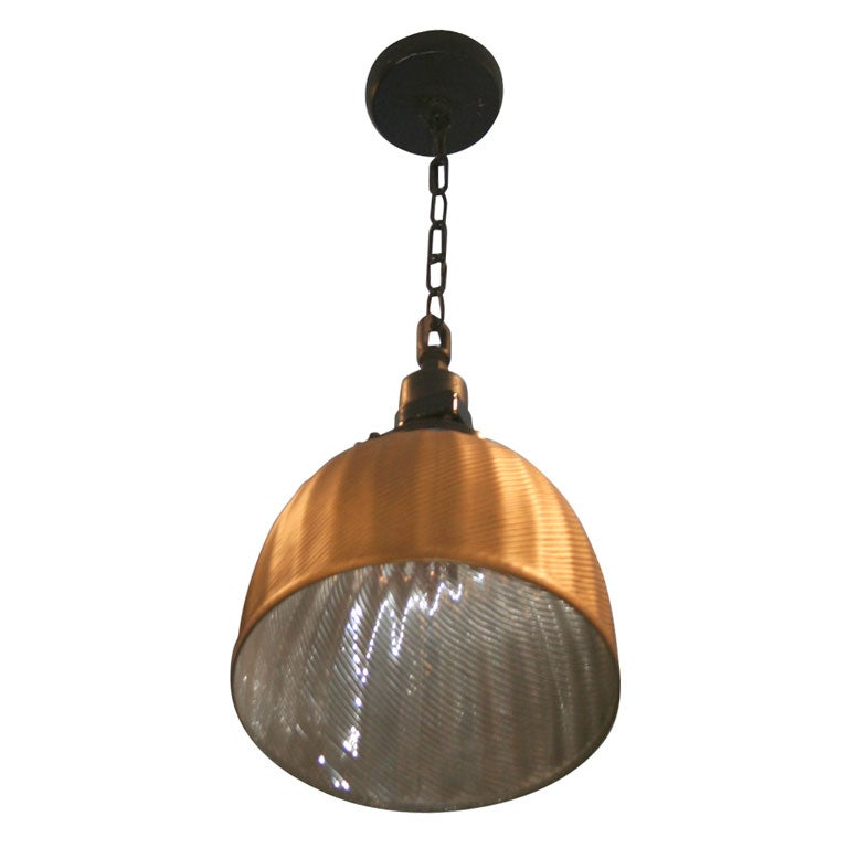 mercury glass basket weave pendant ceiling light at 1stdibs