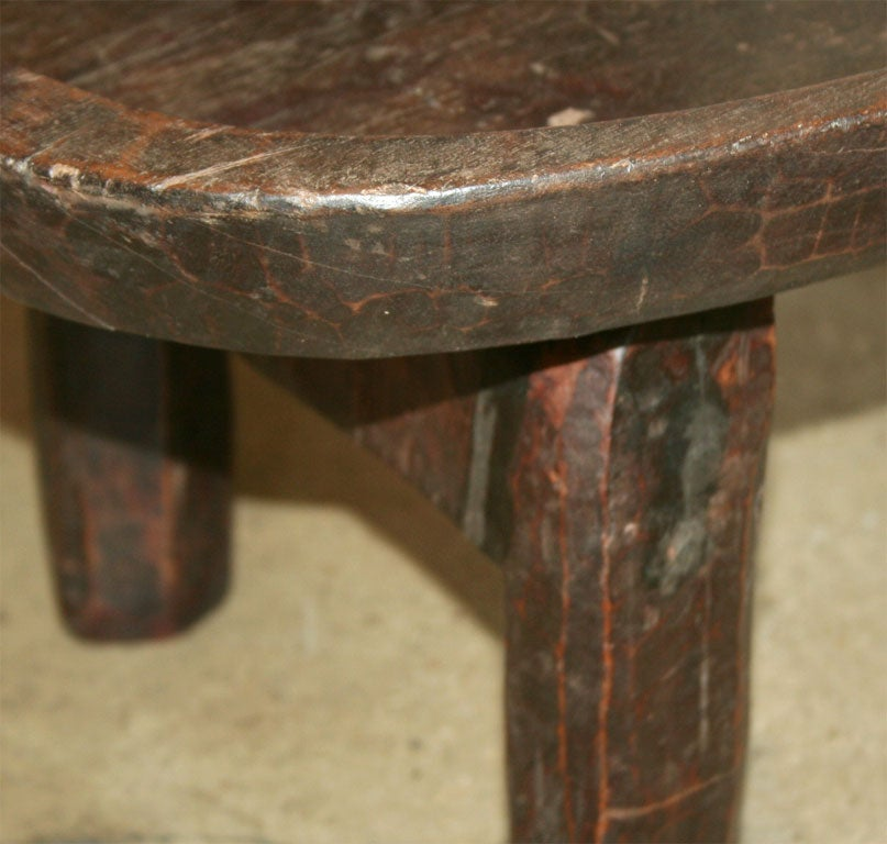 An Ethiopian Wood Bed / Low Coffee Or Serving Table At 1stdibs
