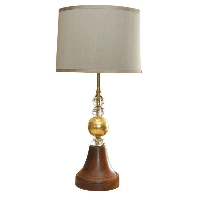 Unusual Table Lamp At 1stdibs