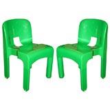 Pair of Joe Colombo Chairs