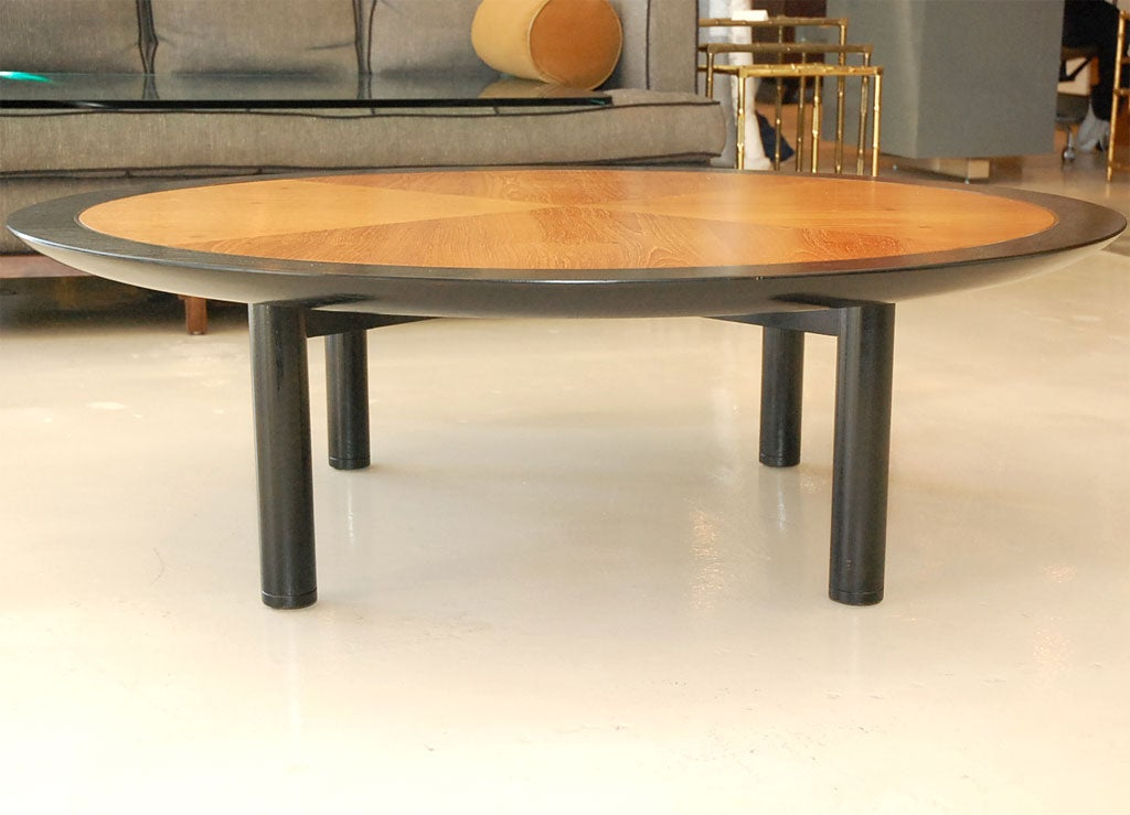 this round baker coffee table is no longer available