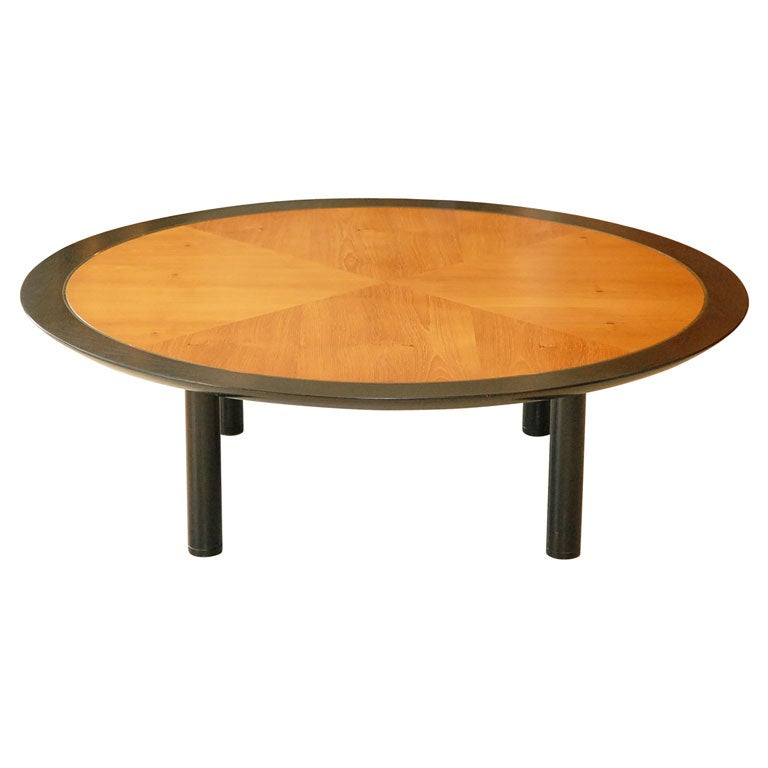 Round baker coffee table at 1stdibs Baker coffee table