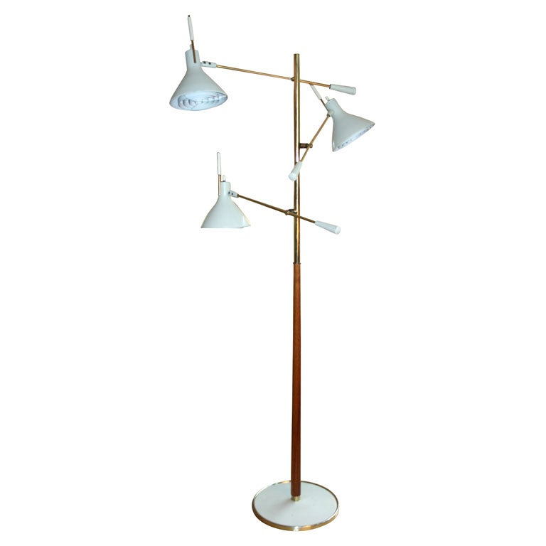 this lightolier 3 arm floor lamp is no longer available. Black Bedroom Furniture Sets. Home Design Ideas