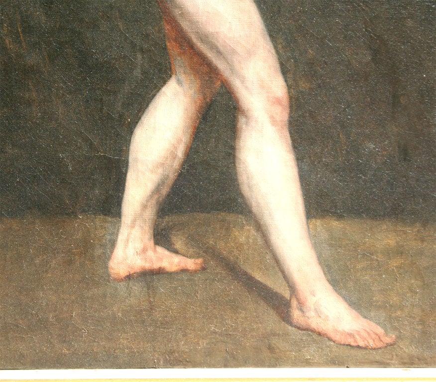 Academic Nude 69