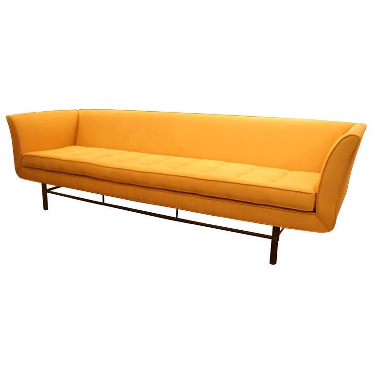 Harvey Probber Gondola Sofa at 1stdibs
