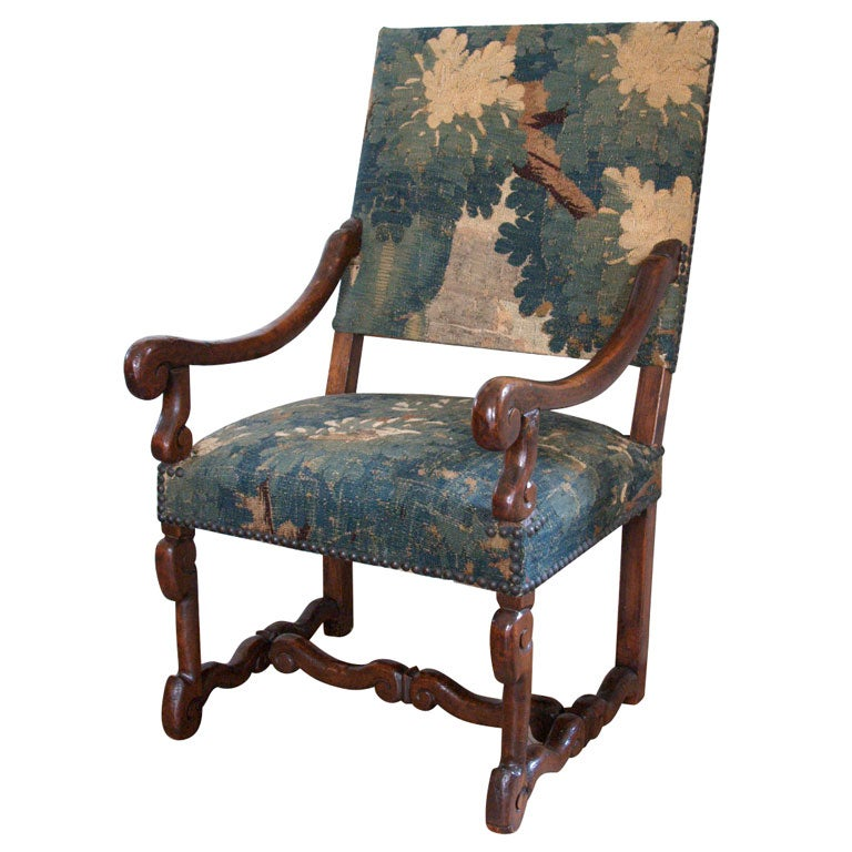 louis xiv fauteuil at 1stdibs. Black Bedroom Furniture Sets. Home Design Ideas
