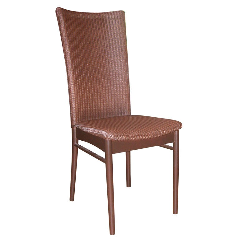 Loom Italia Venice Dining Chairs In Quot Noce Scuro Quot Finish At