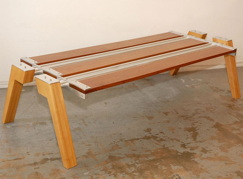 Marvin Drandell Is A Los Angeles Based Designer And Maker Of Bespoke Furniture Trained