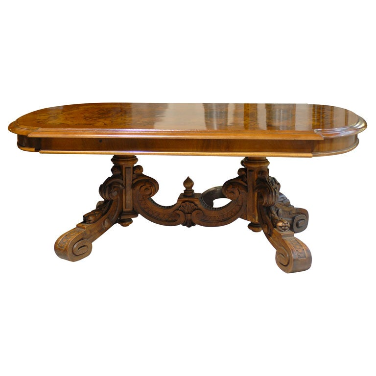 Victorian Coffee Table At 1stdibs