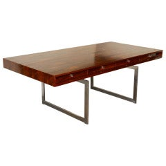 Bodil Kjaer Rosewood Writing Desk
