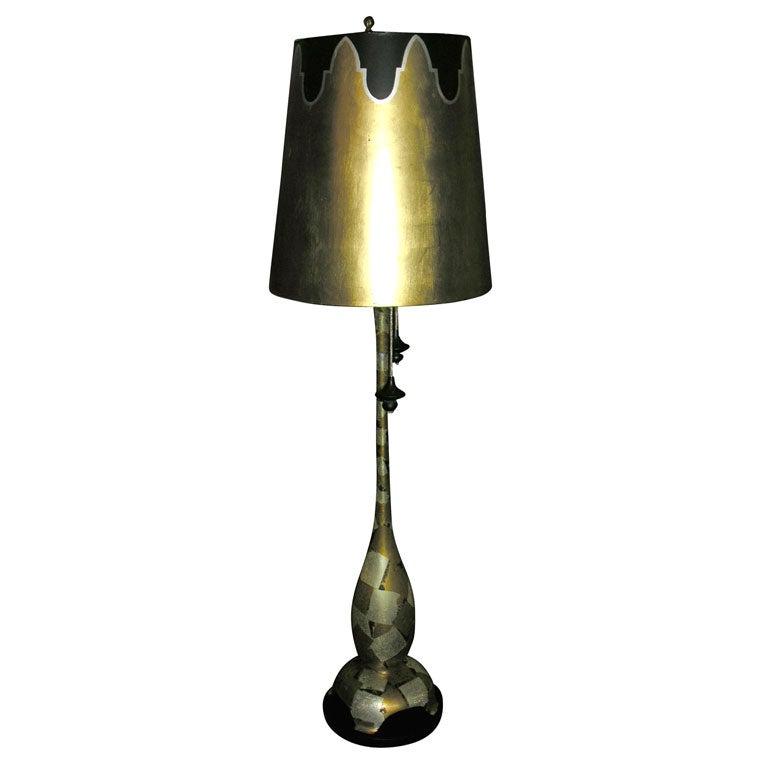 James Mont Floor Lamp