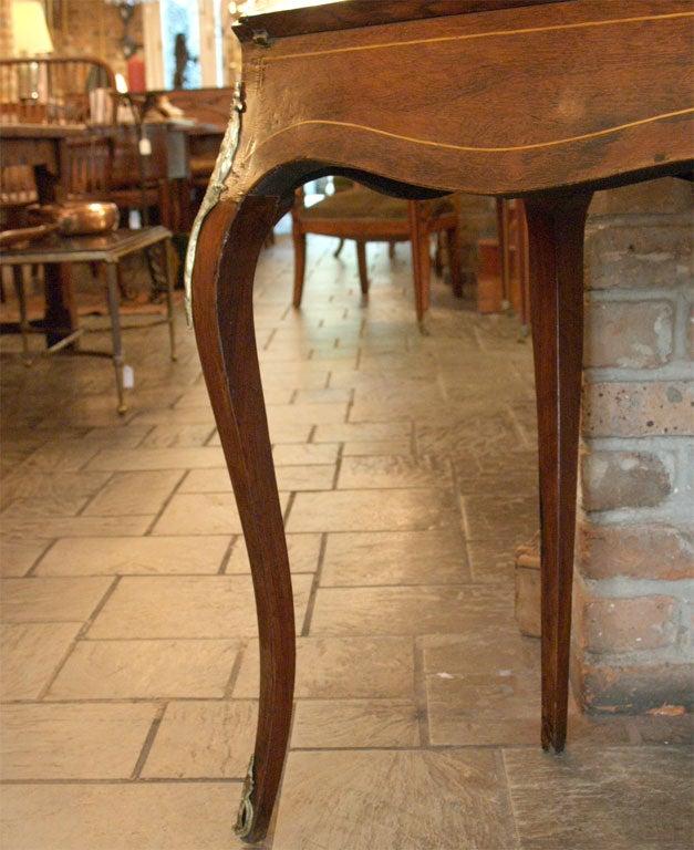 Antique French Slant Front Desk At 1stdibs