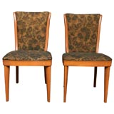 Four Elegant Heywood Wakefield Modern Dining Chairs