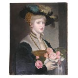 19th Century Oil Painting by Friederich