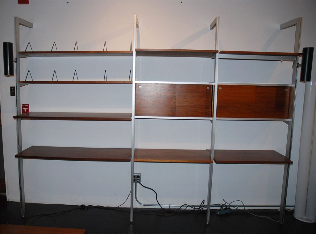 George Nelson CSS Wall Storage System 2