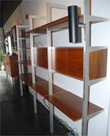George Nelson CSS Wall Storage System image 3