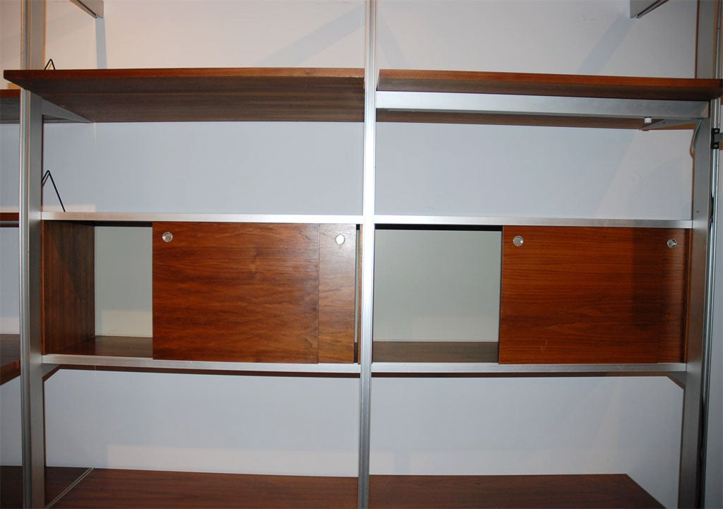George Nelson CSS Wall Storage System 4