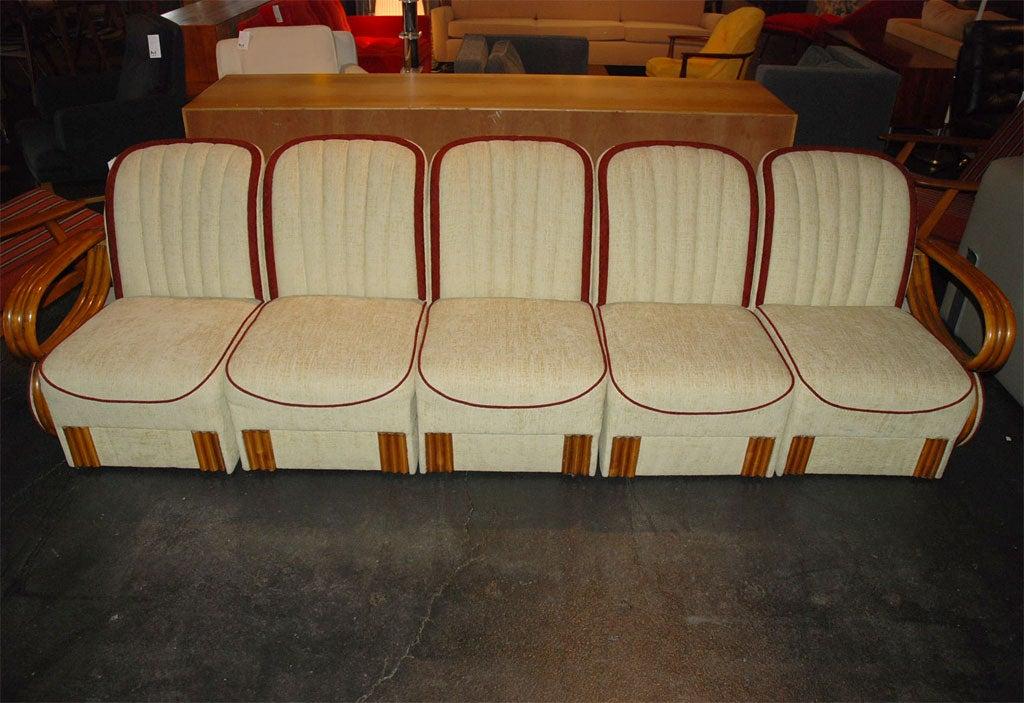 Art Deco Italian Modular Sectional Sofa 2