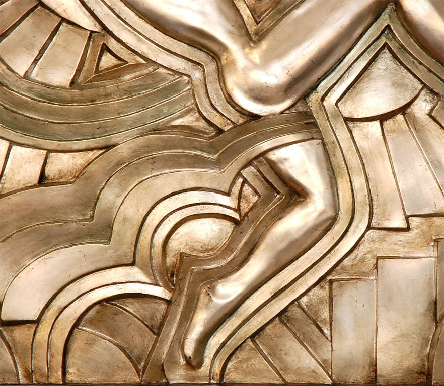 Art Deco Bas Relief At 1stdibs