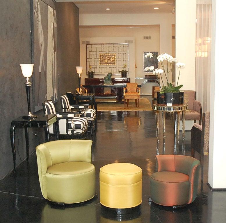 three piece boudoir set at 1stdibs. Black Bedroom Furniture Sets. Home Design Ideas