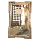 Paul Marra Design Greek Key Mirror