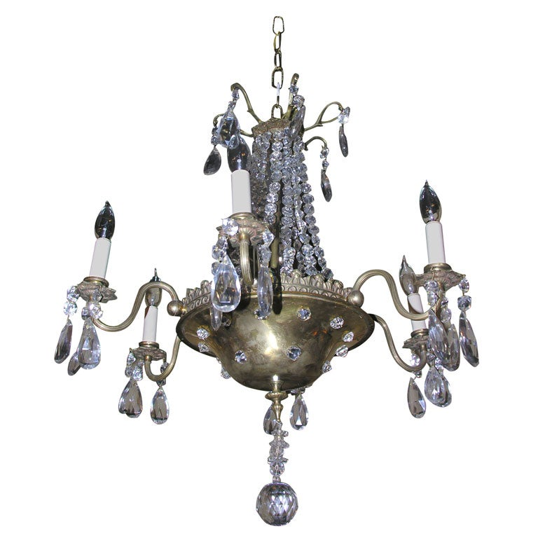 Chandeliers With Matching Pendant Lights : S french chandelier with matching sconces available