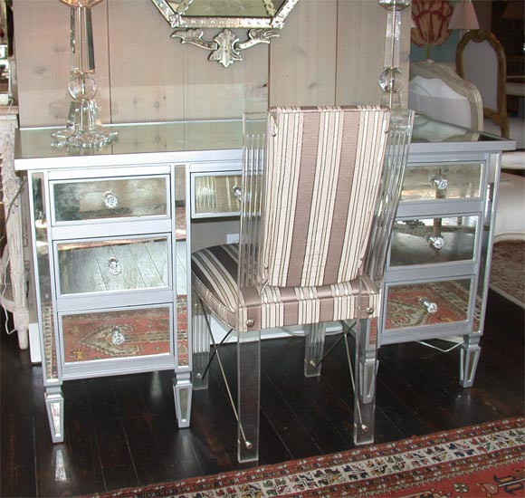 this 7 drawer mirrored vanity desk is no longer available