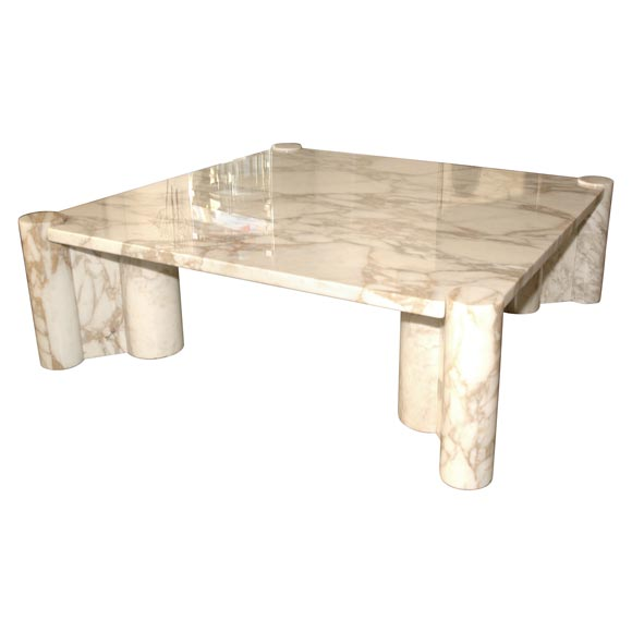 Jumbo Coffee Table By Gae Aulenti At 1stdibs