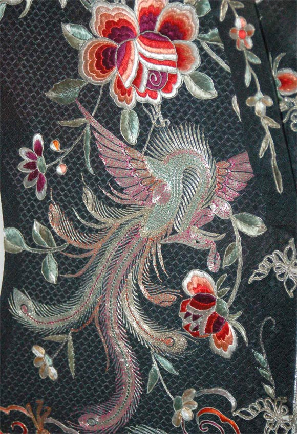 20th Century Embroidered