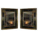 Pair of 17th Century Italian Mirrors