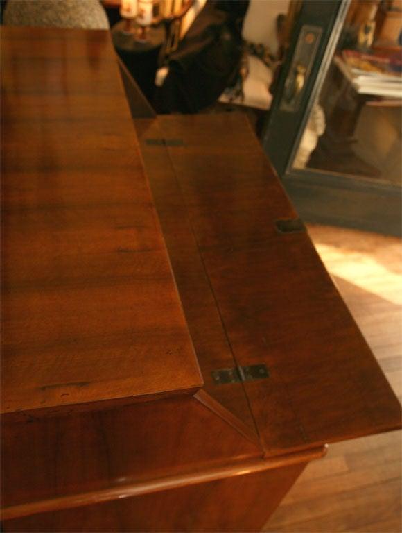 German Biedermeier Slant-Front Desk For Sale 2