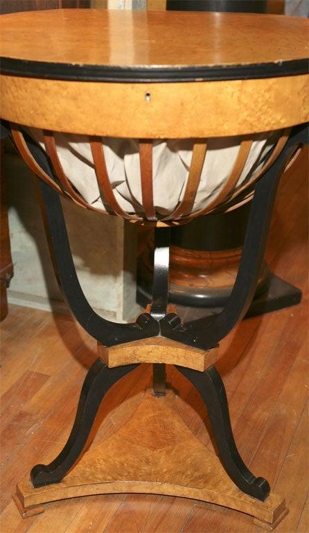 Australian Biedermeier Work Table For Sale