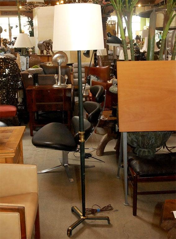 Jacques Adnet Floor Lamp 2