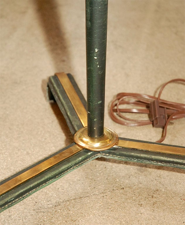 Jacques Adnet Floor Lamp 6