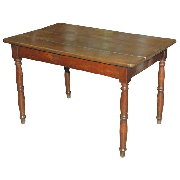 French Farmhouse Table at 1stdibs