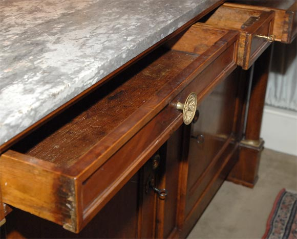 Directoire Buffet In Good Condition For Sale In San Francisco, CA