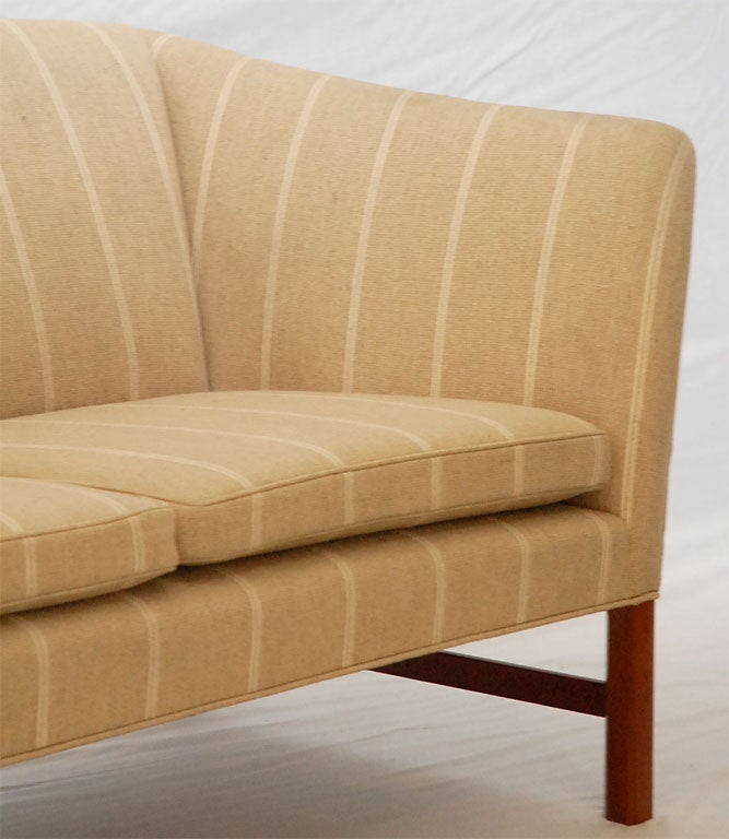 Danish Ole Wanscher Sofa For Sale