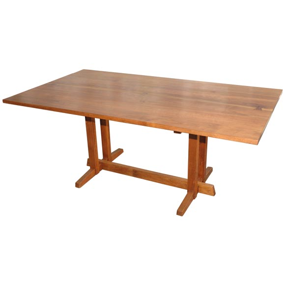 """Frenchman's Cove II"" Dining Table by George Nakashima"