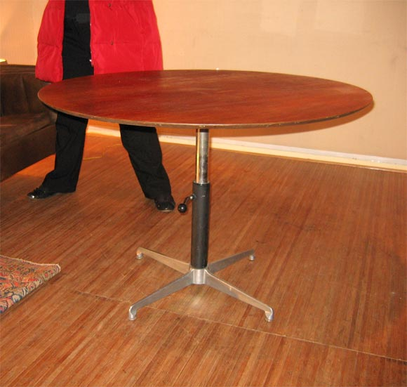 dining table convertible to coffee table at 1stdibs