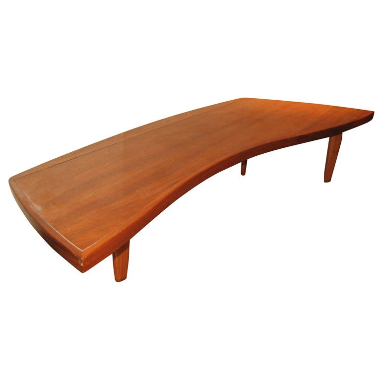1960 Coffee Table By George Nakashima At 1stdibs