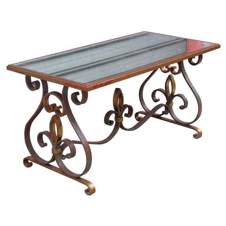 Wrought Iron Coffee Table Set Glass Metal Coffee Table Wrought Iron Coffee Table With Gold