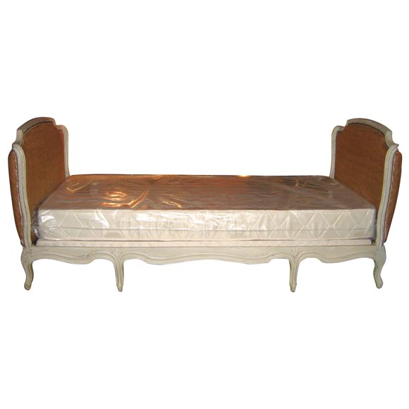 Banquette Bed: Louis XV Style Banquette/Day Bed At 1stdibs