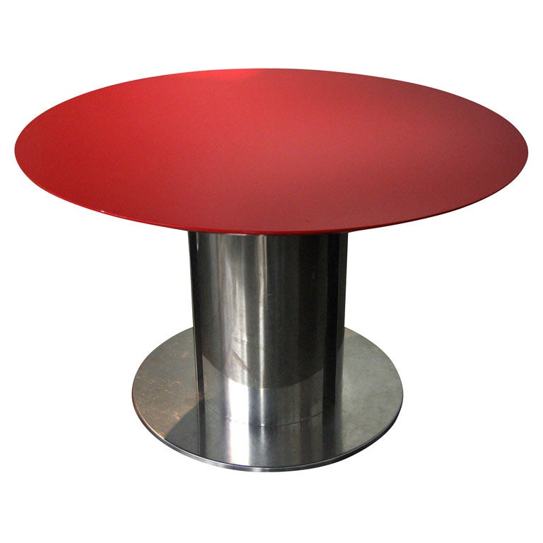1969 Table By Antonia Astori At 1stdibs