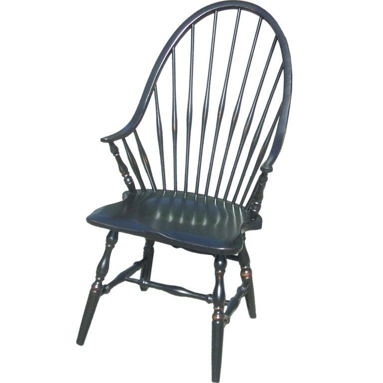 Black Windsor Chair For Sale at 1stdibs : newpics064 from www.1stdibs.com size 768 x 768 jpeg 47kB